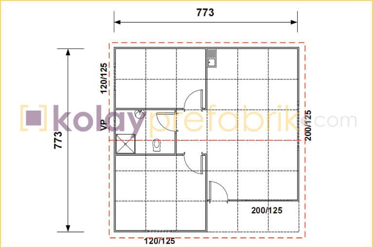 prefabrik-ev-60-m2-plani-01