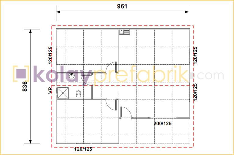 prefabrik-ev-80-m2-plani