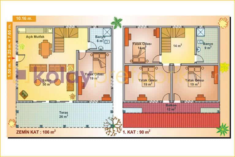 iki-katli-prefabrik-ev-196-m2-P196B-01D-plan