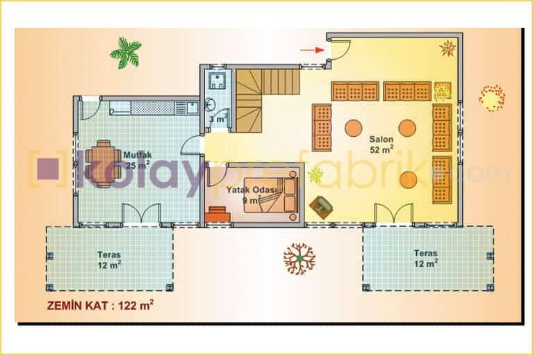 iki-katli-prefabrik-ev-252-m2-P252B-01D-plan-zemin