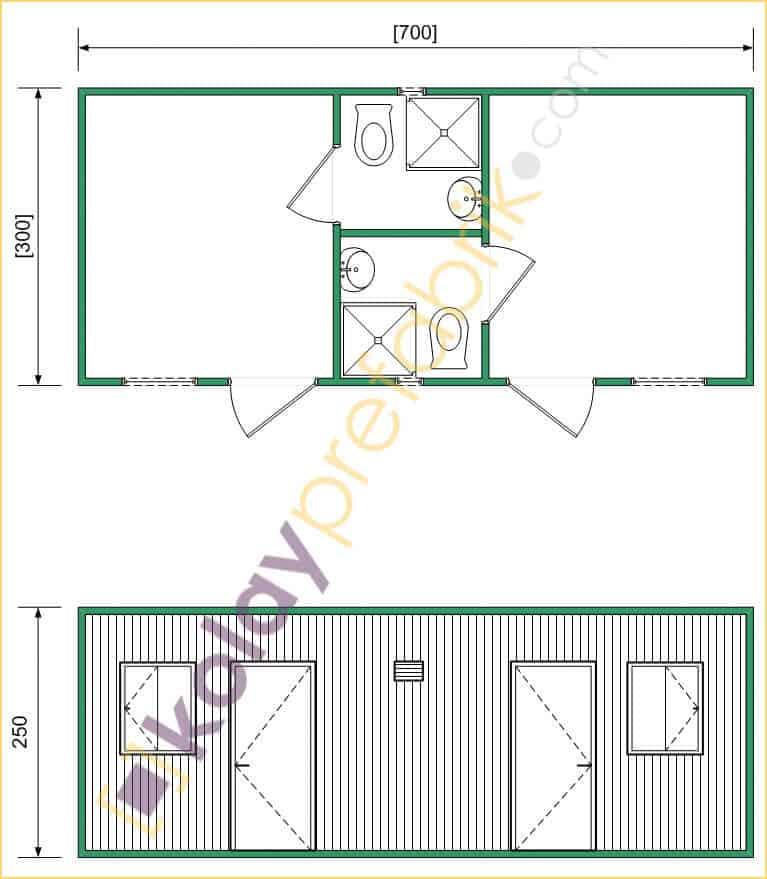 konteyner-k18-plan-cephe