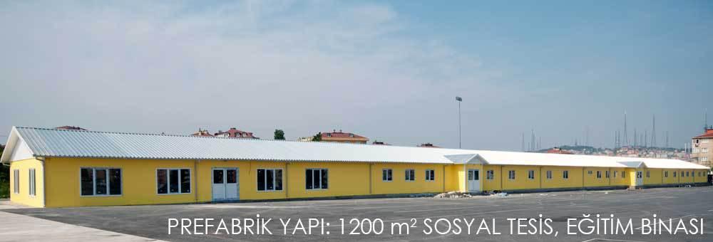 Prefabrik Yapı