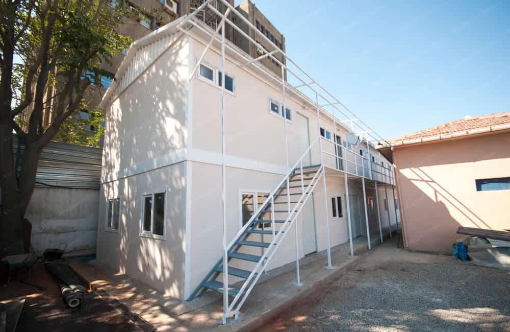 Prefabrik Wc-Dus Binası 003