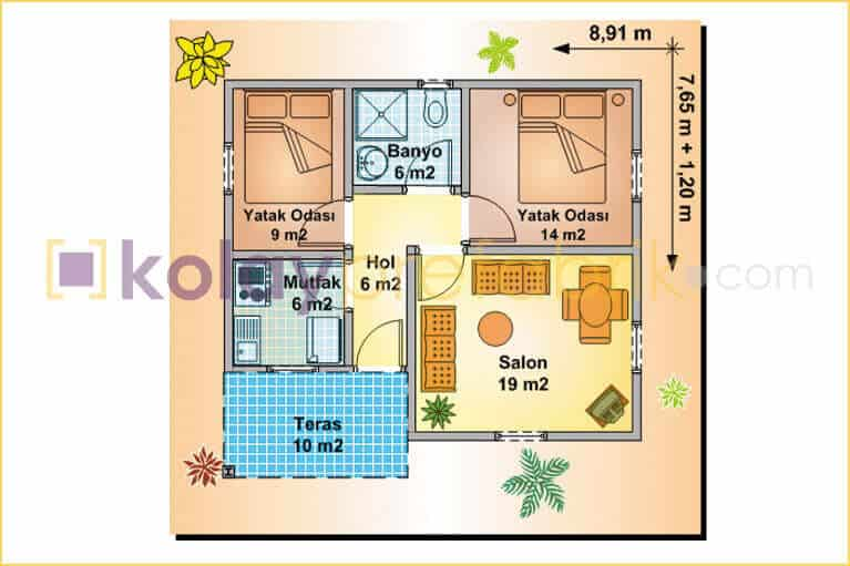 73-one-story-prefabricated-house-m2-P73B-03T-floor-plan