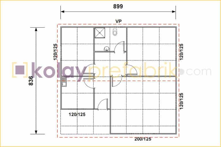 75-m2-one-story-prefabricated-house-floor-plan
