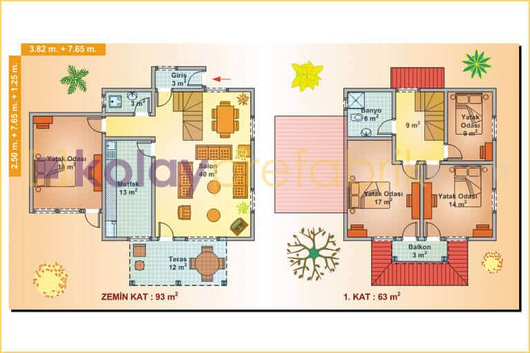 two-storey-prefabricated-house-156-m2-P156B-01D-floor-plan