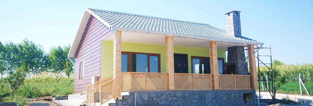 prefabrik bağ evleri