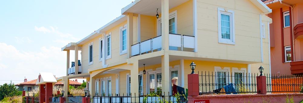 prefabrik dubleks ev fiyatları modelleri